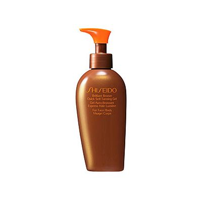Shiseido Brilliant Bronze Quick Self-Tanning Gel 150ml