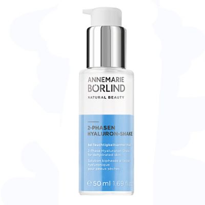 Annemarie Börlind 2-Phasen Hyaluron-Shake 50ml