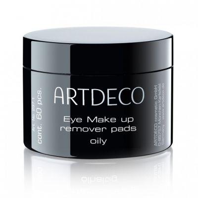 Artdeco Eye Make-up Remover Pads - oily - 60Stück