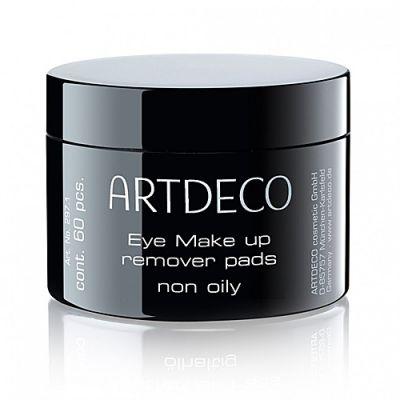 Artdeco Eye Make-up Remover Pads - non oily - 60Stück