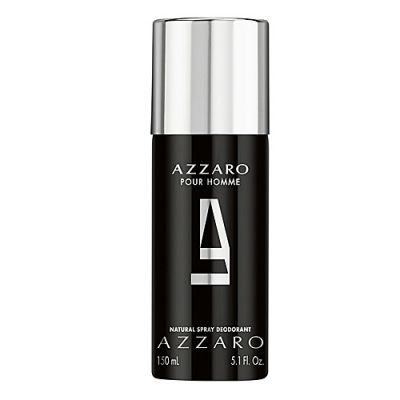 Azzaro pour Homme Natural Deo Spray 150ml