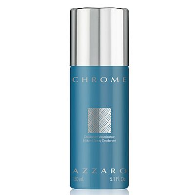 Azzaro Chrome Deo Natural Spray 150ml