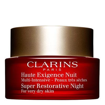 Clarins Multi-Intensive Crème Haute Exigence Nuit Peaux Très Sèches 50ml