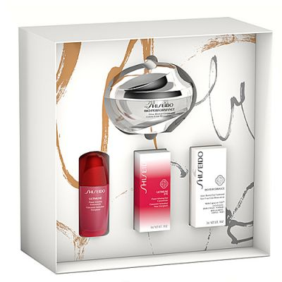 Shiseido Bio-Performance Glow Revival Cream Set 1 Stück