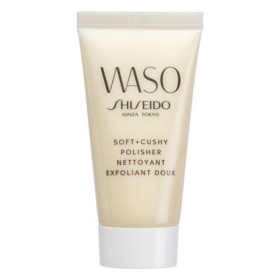 Shiseido WASO Soft + Cushy Polisher 30ml