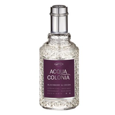 4711 Acqua Colonia Blackberry & Cocoa Eau de Cologne Spray 50ml