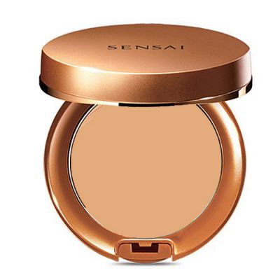 Sensai Silky Bronze Sun Protective Compact Foundation 8,5g-SC 01 Light