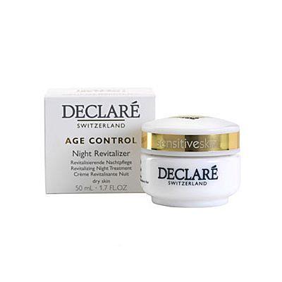 Déclare Age Control Revitalisierende Nachtpflege 50ml