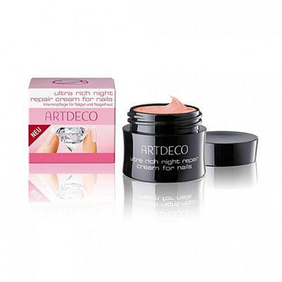 Artdeco Ultra Rich Night Repair Cream for Nails 17ml