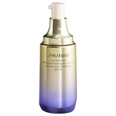 Shiseido Vital Perfection Uplifting & Firming Day Emulsion 75ml