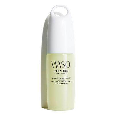 Shiseido WASO Quick Matte Moisturizer Oil-Free 75ml