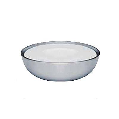 Seifenschale ohne Seife rostfrei 10cm 1 Stück
