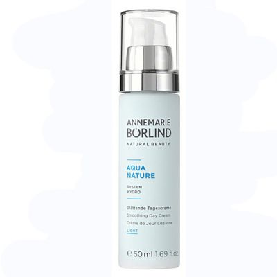 Annemarie Börlind AquaNature System  Hydro Glättende Tagescreme Light 50ml