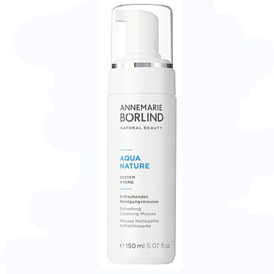 Annemarie Börlind AquaNature System Hydro Reinigungsmousse 150ml