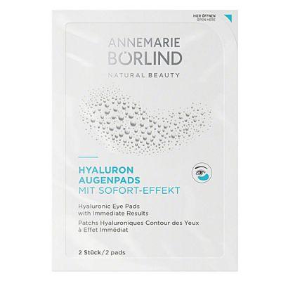 Annemarie Börlind Hyaluron Augenpads 6 Stück