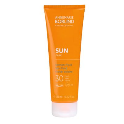 ANNEMARIE BÖRLIND SUN Sonnenfluid LSF 30 125ml