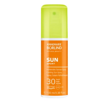 ANNEMARIE BÖRLIND SUN Sport Sonnen Spray LSF 30 100ml