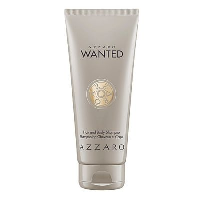 Azzaro Wanted Hair & Body Shampoo 200ml