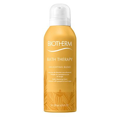 Biotherm Bath Therapy Delight Blend Body Cleansing Foam 200ml