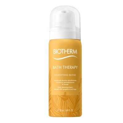 Biotherm Bath Therapy Delighting Blend Body Cleansing Foam 50ml SG