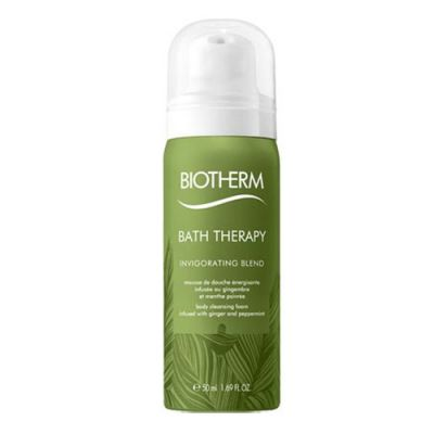 Biotherm Bath Therapy Invigorating Blend Body Cleansing Foam 50ml SG
