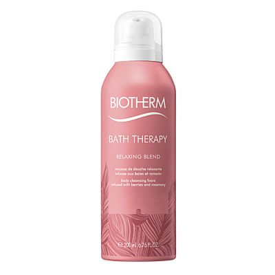 Biotherm Bath Therapy Relaxing Blend Body Cleansing Foam 200ml