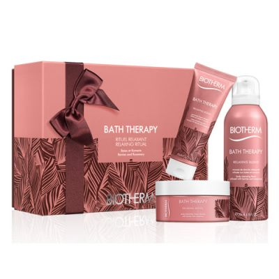 Biotherm Bath Therapy Relaxing Blend Set Large 1 Stück