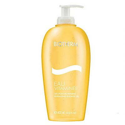 Biotherm Eau Vitaminee Gel Douche 400ml Sonderedition