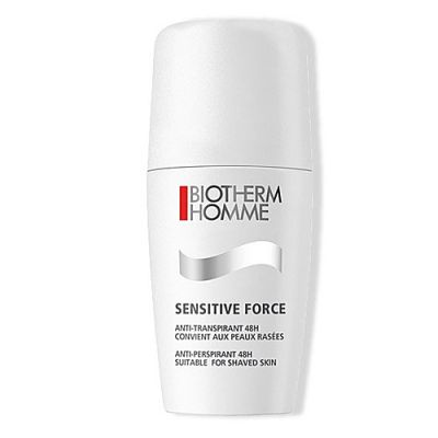 Biotherm Homme Sensitive Force Anti-Transpirant 48H 75ml