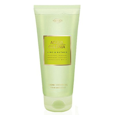 4711 Acqua Colonia Lime & Nutmeg Body Lotion 200ml