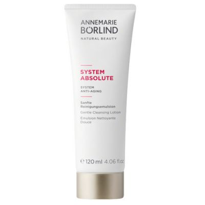 ANNEMARIE BÖRLIND SYSTEM ABSOLUTE Sanfte Reinigungsemulsion 120ml