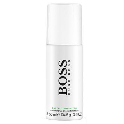 Boss Bottled Unlimited Deo Spray 150ml