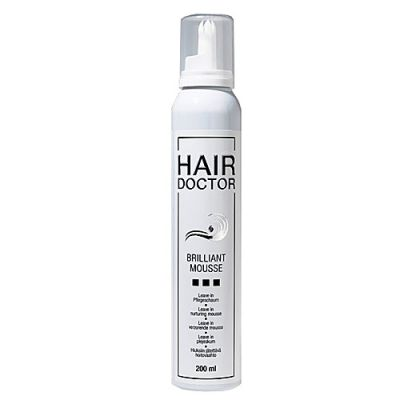 HAIR DOCTOR Brilliant Mousse mit Milchprotein und Provitamin B5 200ml