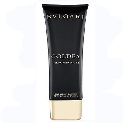 Bvlgari GOLDEA The Roman Night Pearly Bath & Shower Gel 100ml