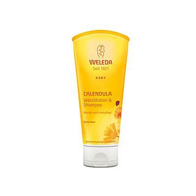 Weleda Calendula Washlotion & Shampoo 200ml