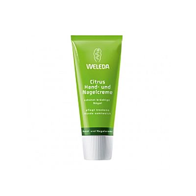 Weleda Citrus Hand & Nagel Creme 50ml