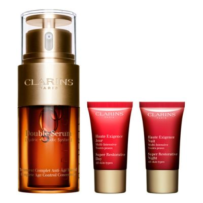 Clarins Double Serum & Multi-Intensive Pack 1 Stück