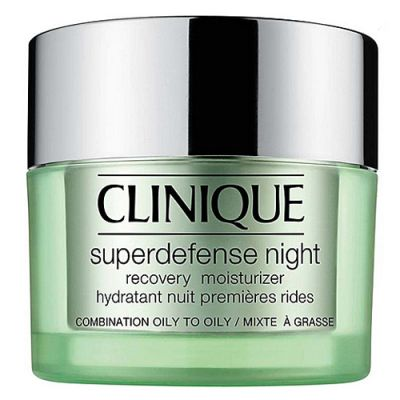 Clinique Superdefense Night Recovery Moisturizer Hauttyp 3+4 50ml