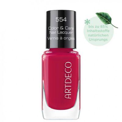 Artdeco Color & Care Nail Lacquer 10ml