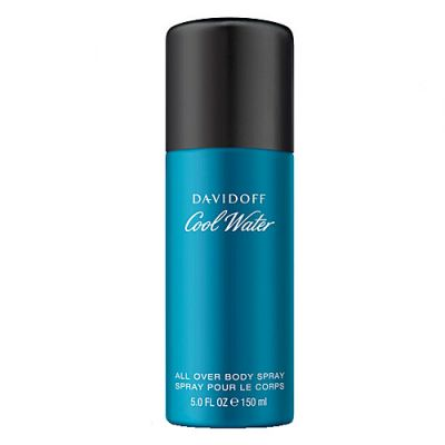Davidoff Cool Water All Over Body Spray 150 ml