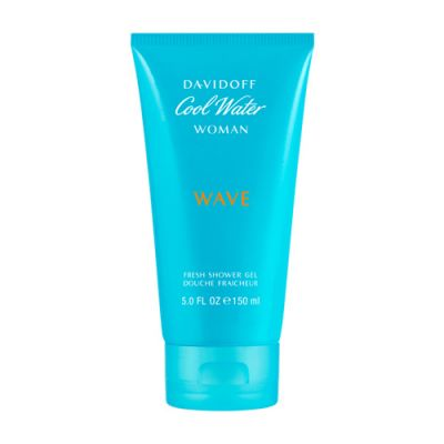 Davidoff Cool Water Wave Woman Shower Gel 150ml