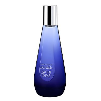 Davidoff Cool Water Women Night Dive Eau de Toilette Spray 50ml