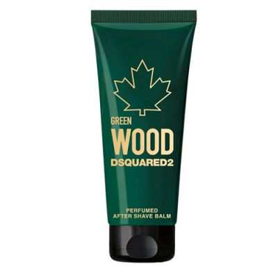 Dsquared2 Green Wood After Shave Balm 100ml