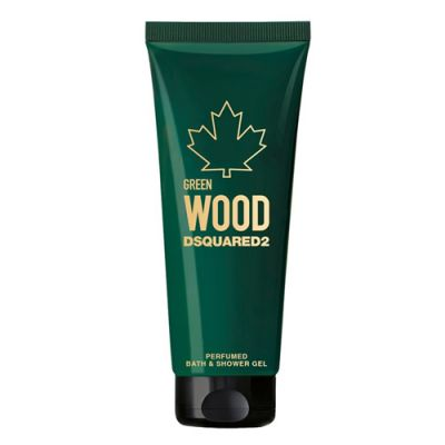 Dsquared2 Green Wood Shower Gel 250ml