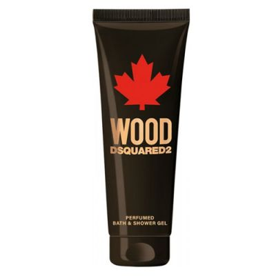 Dsquared² Wood pour Homme Shower Gel 250ml