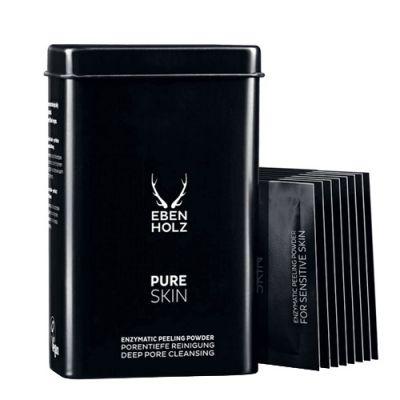 Ebenholz Pure Skin Enzymepeeling 8 Anwendungen