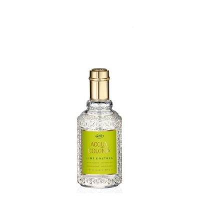 4711 Acqua Colonia Lime & Nutmeg Eau de Cologne Spray 50ml