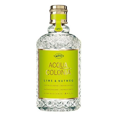 4711 Acqua Colonia Lime & Nutmeg Eau de Cologne Spray 170ml