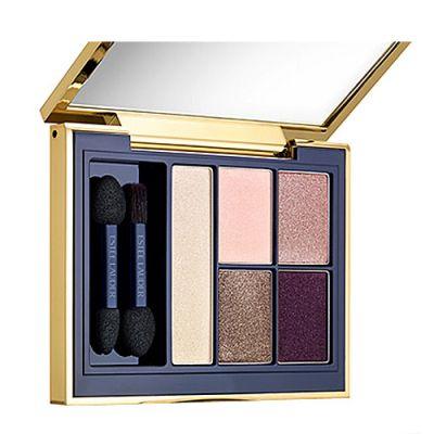 Estée Lauder Pure Color Envy Sculpting Eyeshadow 5-Color Palette 7g-F 06 Currant Desire