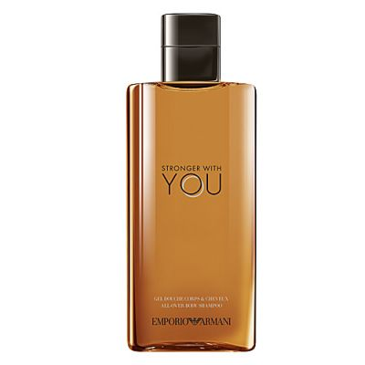 Emporio Armani Stronger with You All-Over Body Shampoo 200ml